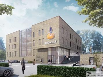 Bedrijvenpresentatie Nieuw hoofdkantoor Rabobank De Langstraat