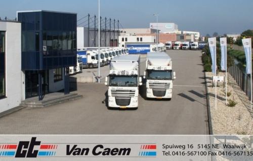 Van Caem Transporten Waalwijk