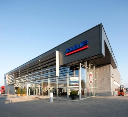 Bedrijvenpresentatie Truckland Tilburg