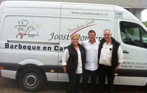 Bedrijvenpresentatie Joost Donders catering en bbq